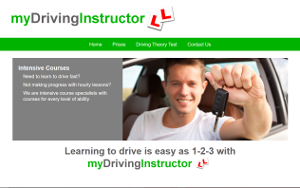 Local intensive driving courses - Nationwide